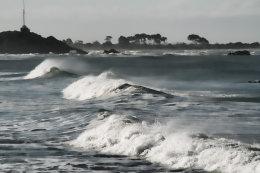 Sumner Surf, Christchurch, New Zealand