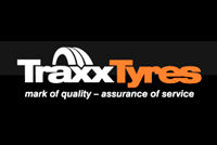 Traxx Tyres logo
