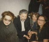 Lara-Vinca Masini, Bruno Cora', un'amica e Evelien La Sud, Pastine 1994