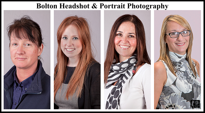 Bolton Headshot & Portrait Photography