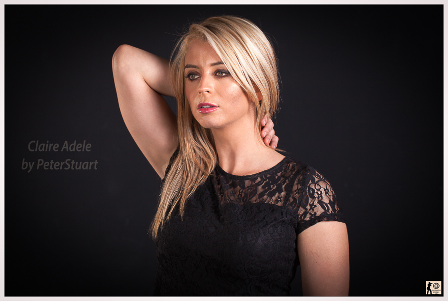 Portrait Model Portfolio's