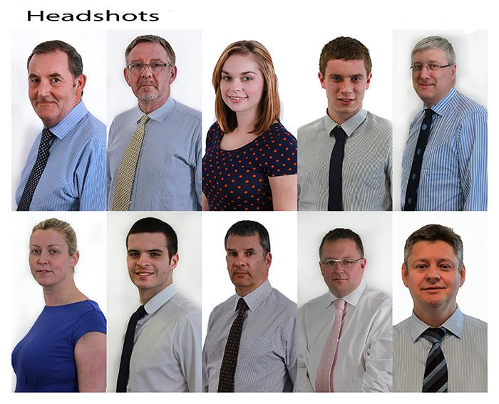 Wigan head shot photography