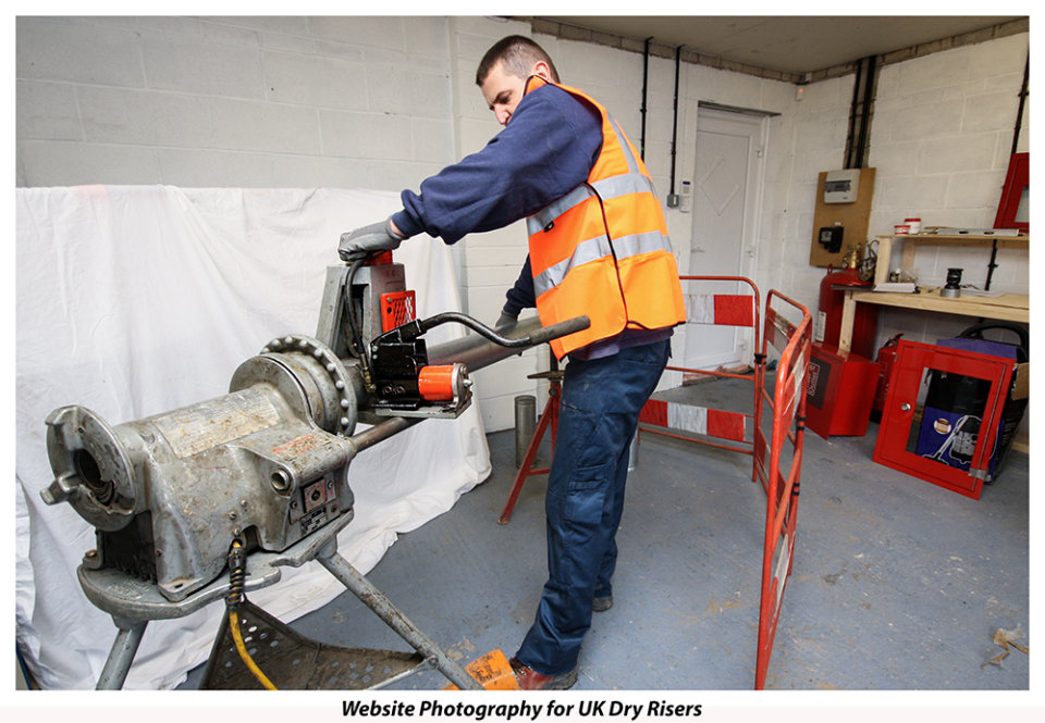 Runcorn Industrial Photography