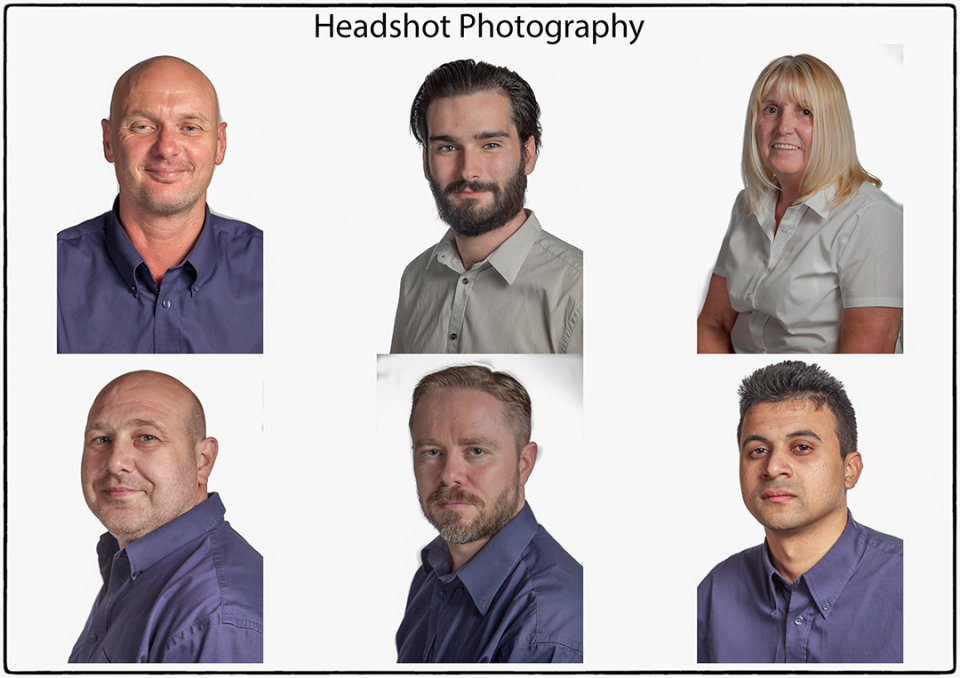 Headshot & Portrait Photography