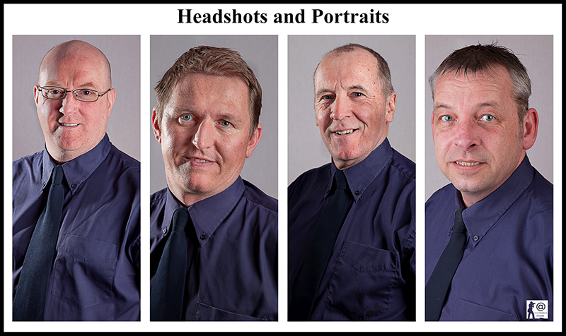 Wigan Headshot Photography