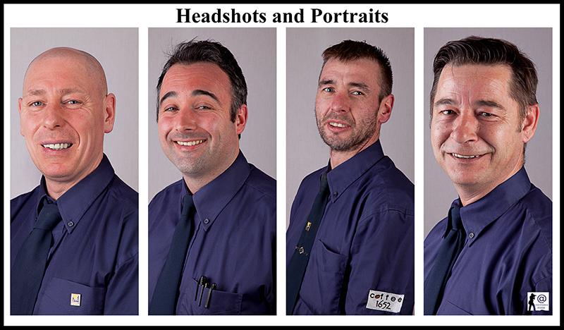 Warrington Headshot Photography