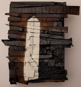 Untitled (Cardboards after RR) Phill Hopkins 2013