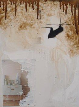 Black Chinook / White Cabinet 2014