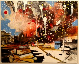 Exploding Buildings Phill Hopkins 2014