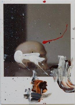 Untitled (Gerhard Richter, Schädel, 1983) 2017