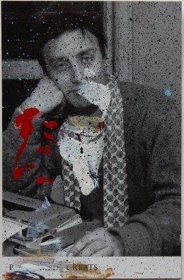 Untitled (Spike Milligan, 1957) 2017