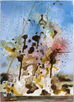 Explosion – Chestnut Brown (Syria) 2015