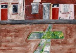 Terrace Houses / Red Doors 2016