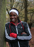 Marilyn Okoro Potential Olympic 800m Runner