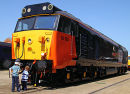 Class 50 Load Haul Diesel locomotive