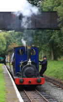 Narrow Gauge a Bala