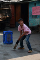 Cricket in Kalimpong