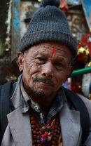Beggar at Darjeeling
