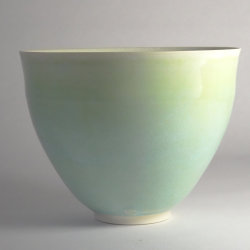 large green bowl