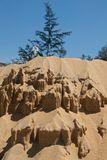 Natural Sand sculpture