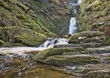 Pistyll Rhaeadr Waterfall