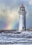 The Lighthouse and Rainbow