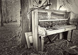 The Old Piano