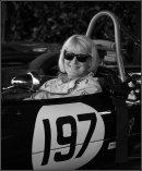 Lady racer