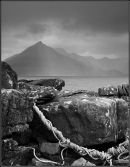Storm in the Cuillins