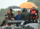 Wet day at Loton