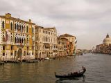 Classic Venice from Accademia