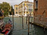 Grand Canal at Accademia Bridge