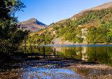 Landscape - Llyn Gwynant