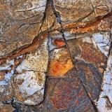 Orange Crevice