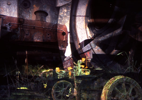 Steam Grave