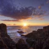 Dúnalderagh Sunset