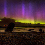 Aurora at Malin Well