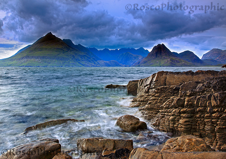 Cuillin from Elgol, Isle of Skye