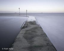 High tide at Margate