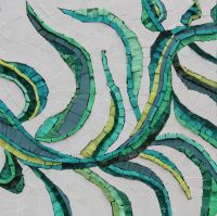 ENTWINED MOSAIC £190 incl. p&p