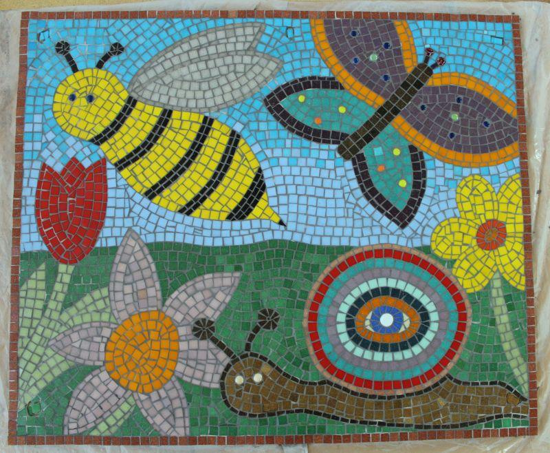 Картинки для мозаика для детей своими руками