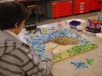 Hedgehog school mosaic