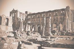 Sepia Abbey