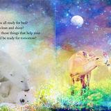 Talulla's Bedtime Book p6-7
