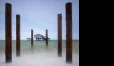 Brighton Pier Ruin
