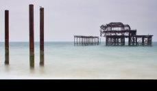 Brighton Pier Ruin v2