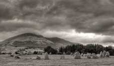 Castlerigg Stone Circle Mono