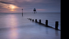 Dovercourt Lighthouse Sunrise