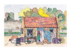 Carolines Farm Shop - Beachamwell 2017