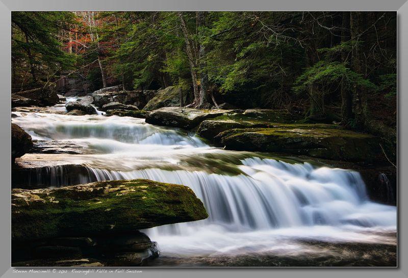 Roaringkill Falls